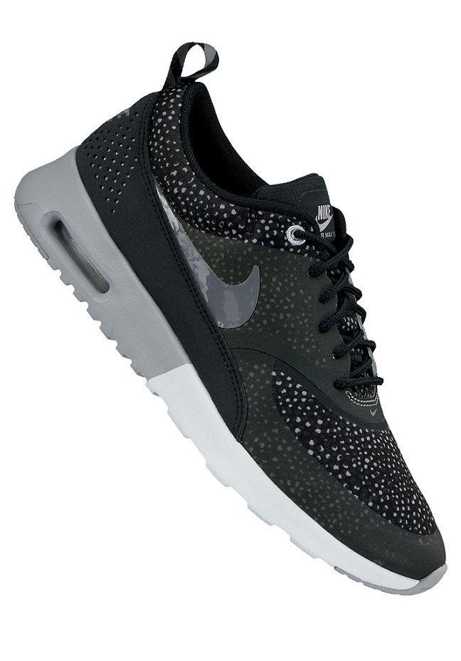 nike sportswear air max thea print sneaker f r damen. Black Bedroom Furniture Sets. Home Design Ideas