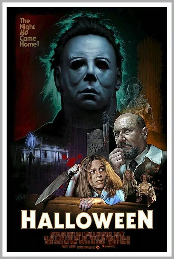 Halloween - my favourite horror movie!!