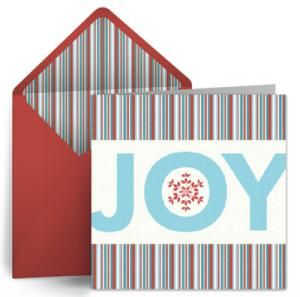 16 Places to Find Fabulous and Free Christmas Ecards: Holiday Joy by Punchbowl