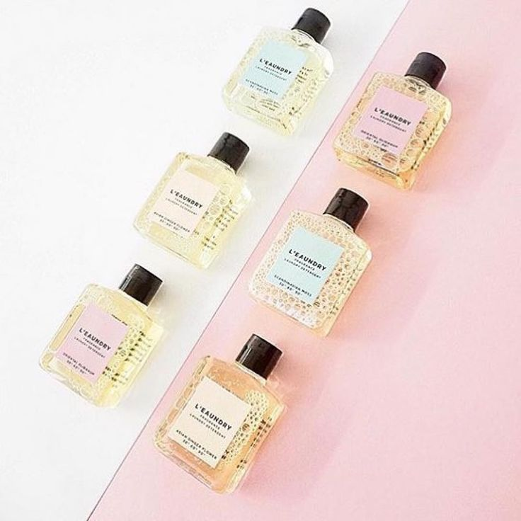 Perfect Monday morning mood Pick a scent and get that L uEAUNDRY flowing