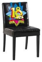 Krzesło solenizanta powinno się wyróżniać.