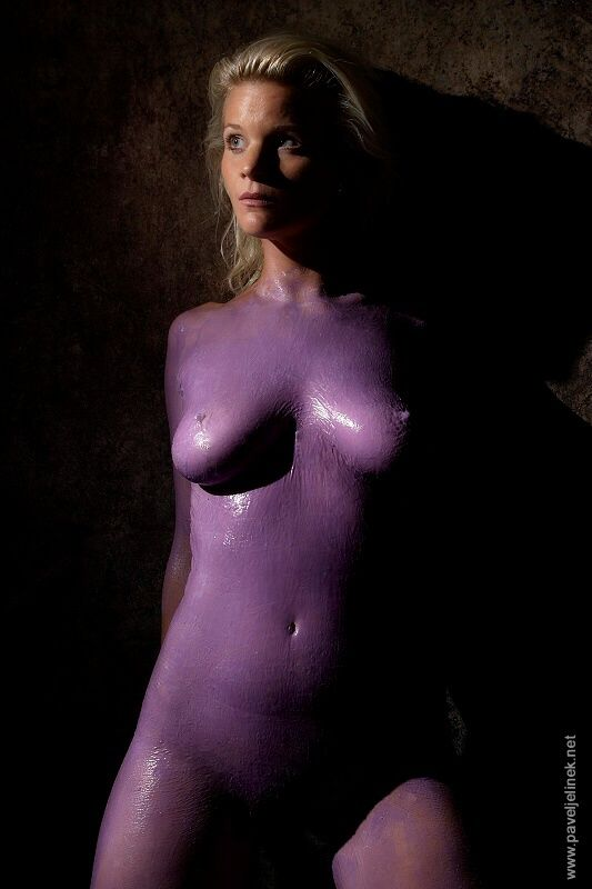 liquid latex bodypainting by www.liquidlatex.cz