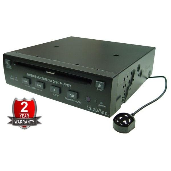 In Phase Multi Region DVD Player - Car Audio Centre