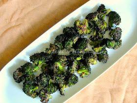 easy broccoli recipes, oven roasted broccoli, spicy broccoli side dish, indian broccoli recipes