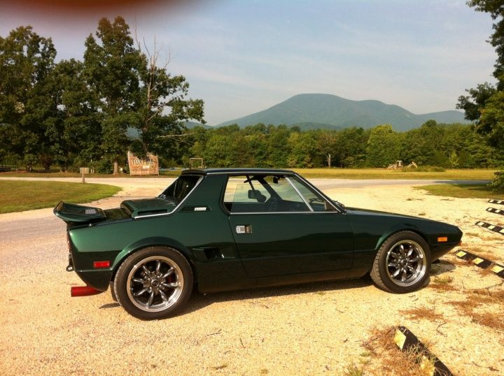 Reader Submission: Shelby-powered Fiat X1/9   Hooniverse