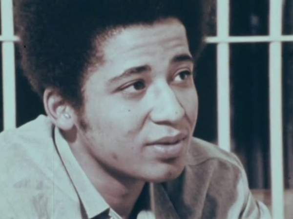 """George Jackson was co-founder of the Black Guerrilla Family and a member of the Black Panther Party.  George, a member of the Black Panther Party, co-founder of the Black Guerrilla Family, (BGF), and """"lifetime husband"""" (they never really married) of Queen Angela Davis, was arrested on some trumped up misdemeanor theft charges when he was 18-years-old and sentenced to one-year in prison, but ended up serving eleven."""