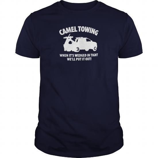 Camel Towing Wedgie Dirty Adult Joke Humorous