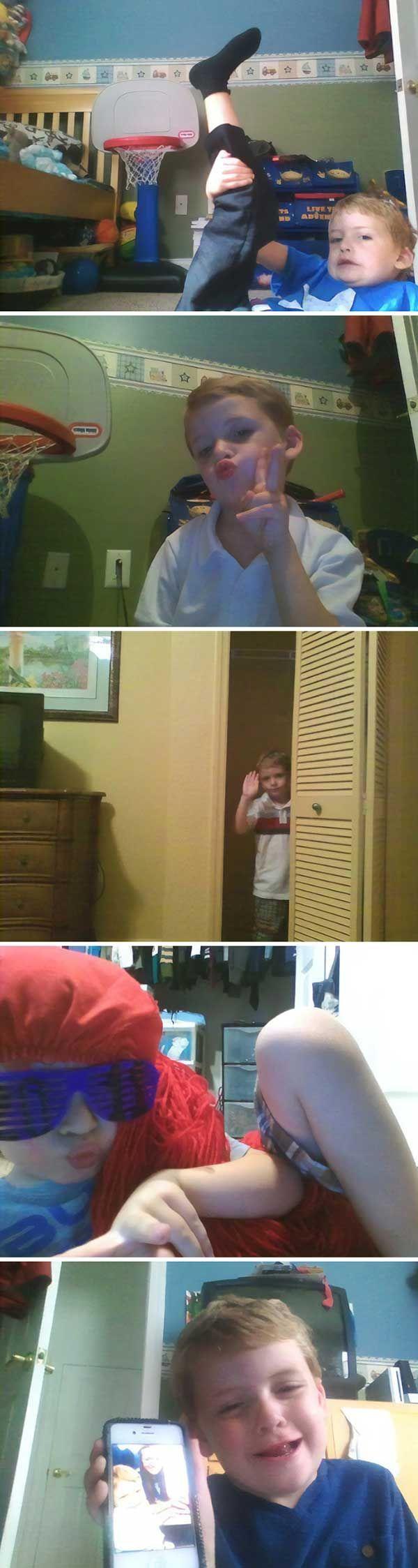 Webcam Chat For Kids
