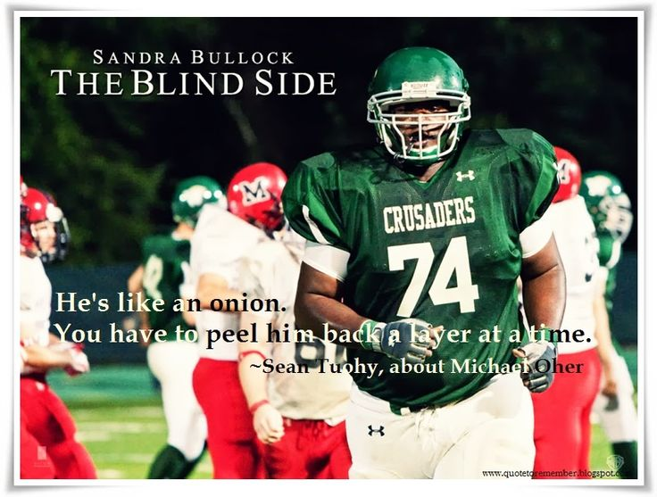 THE BLIND SIDE [2009]