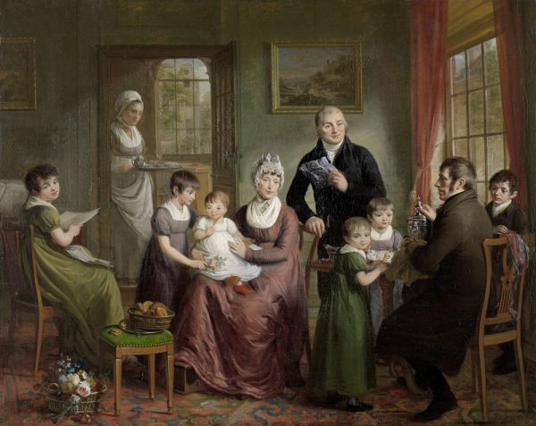 31 best images about 19de eeuws leven on pinterest mauve van gogh museum and amsterdam - Familie aanrecht schorsing ...