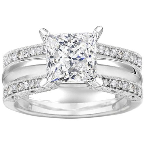 Top 10 Engagement Ring Designs Our Insta Fans Adore: 61 Best Images About Ring Enhancers/anniversary/motherhood