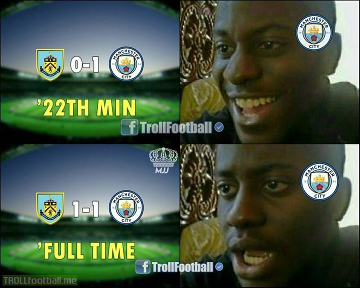 Situation Of Man City Fans Today😂🔥 MJJ