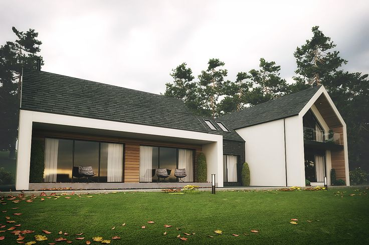 The buildhub dromintee house newry modern house design for Modern house design northern ireland