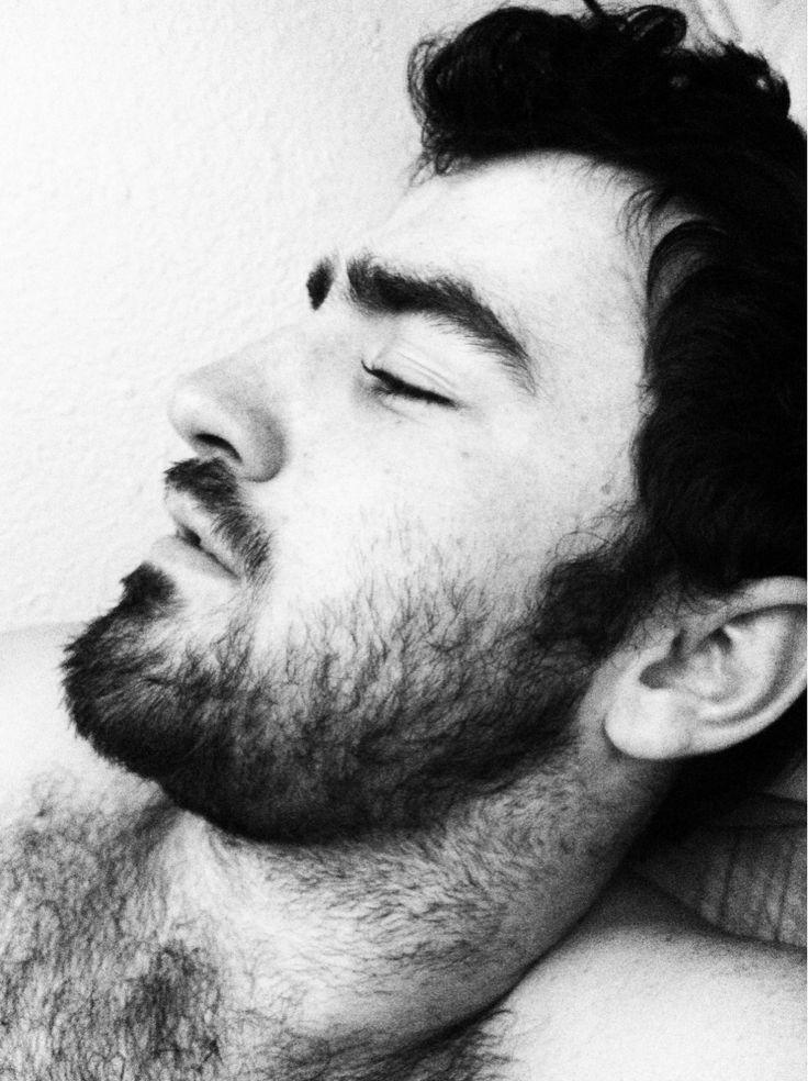 Hairy Faced Men 107