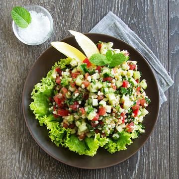 Give this close cousin of the Mediterranean diet a try in your kitchen