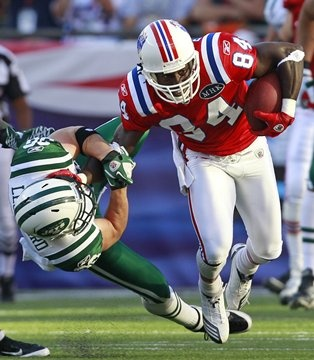 Pats win over Jets on Sunday