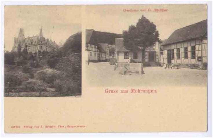 Mohrungen.