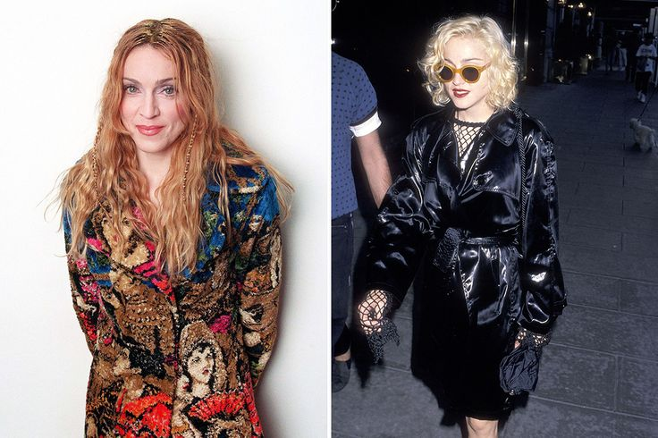 An investigative look into the many Madonna fashion phases.