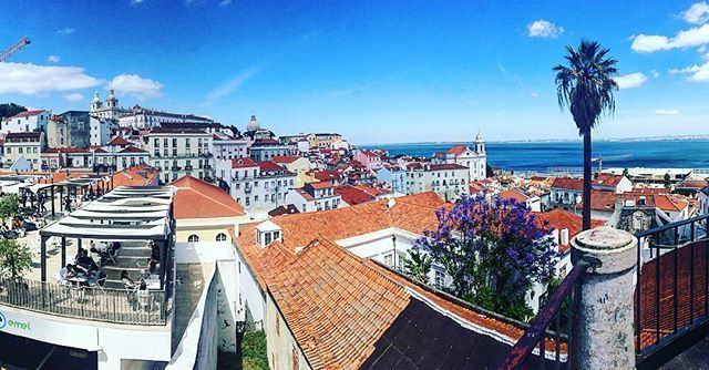 'Lisboa ❤️ Miradouro Portas do Sol #lisboa #portugal #lisbon #lisbonview #miradouro #mirador #mirante #view #vista #europe #europa #europetrip #travel #trip #traveler #traveling #travelblog #travelblogger #travelbloggerlife #travellife #travelgram #travelphotography #vaction #vacationlife #vacationblog #vacationblogger' by @trippy.life.style. What do you think about this one?  #partyplanner #eventstyling #weddingcoordinator #eventcoordinator #eventdecor #partydecor #eventdesigner…