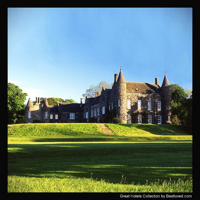 Meldrum House Country Hotel Golf Oldmeldrum Aberdeenshire Scotland