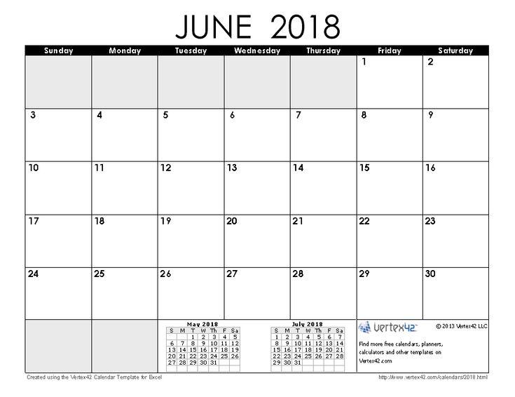 free 2019 calendar excel