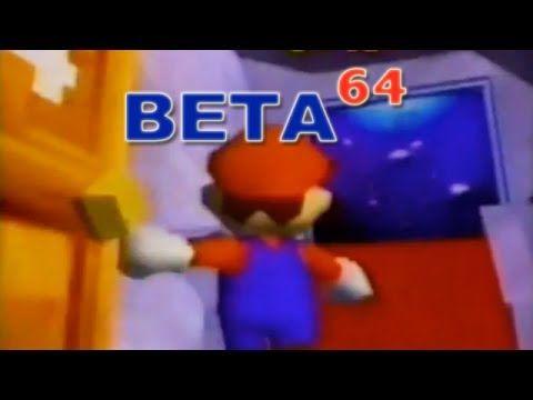Beta64 - Super Mario 64
