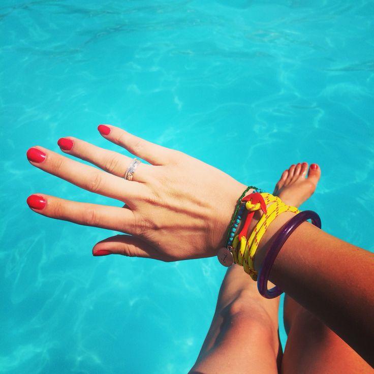 Breaktime Nautical Bracelet