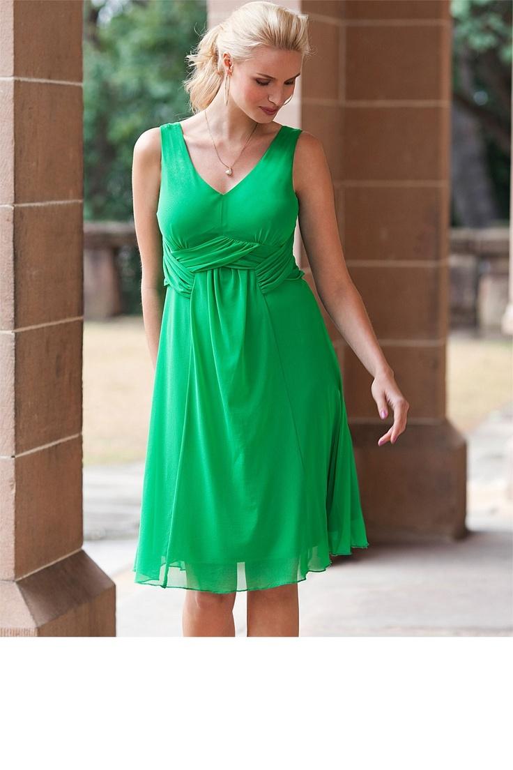 Capture Tulle Latice Front Dress from EziBuy Australia