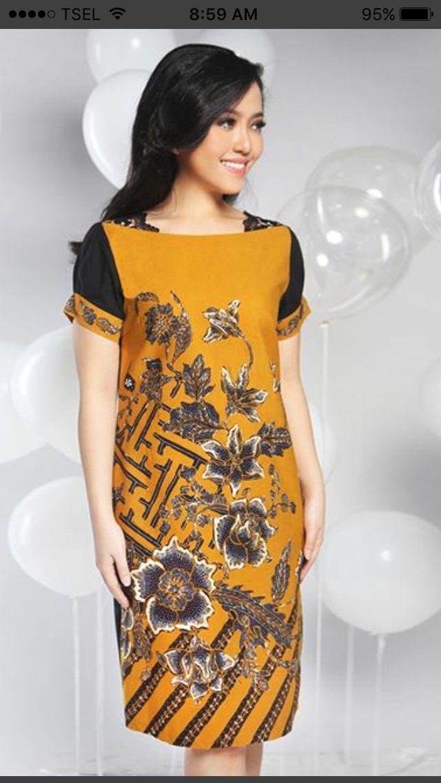 Favorit batik gaun