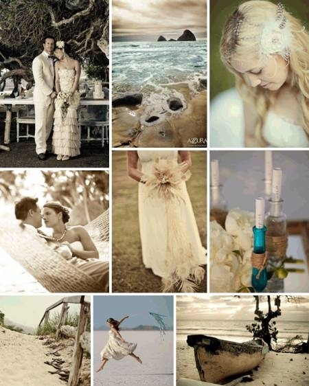 Beach wedding ideas http://prettyweddingidea.com/
