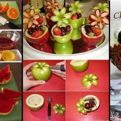 Αφιέρωμα: υπέροχες ιδέες για να φτιάξετε ομορφιές στην κουζίνα σας!