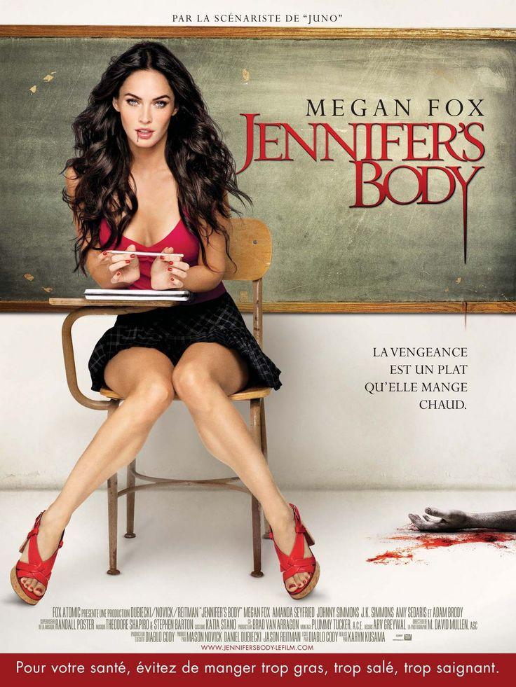 Jennifer's Body (an awful/great movie)