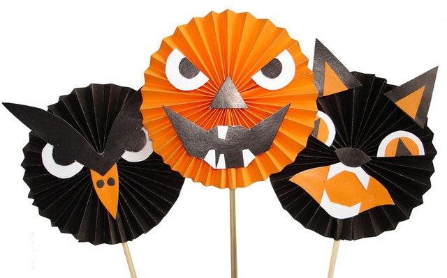 Craft for Kids - Halloween  (поделки на Хеллоуин)
