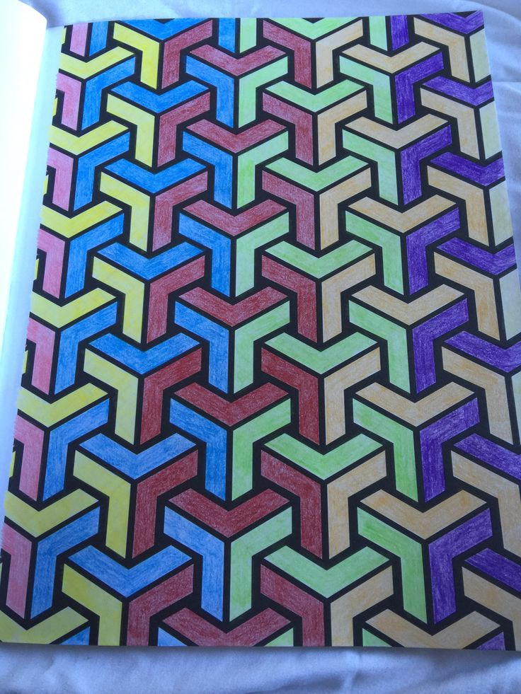 From: Joyful Geometrics! Something with a little less thought.
