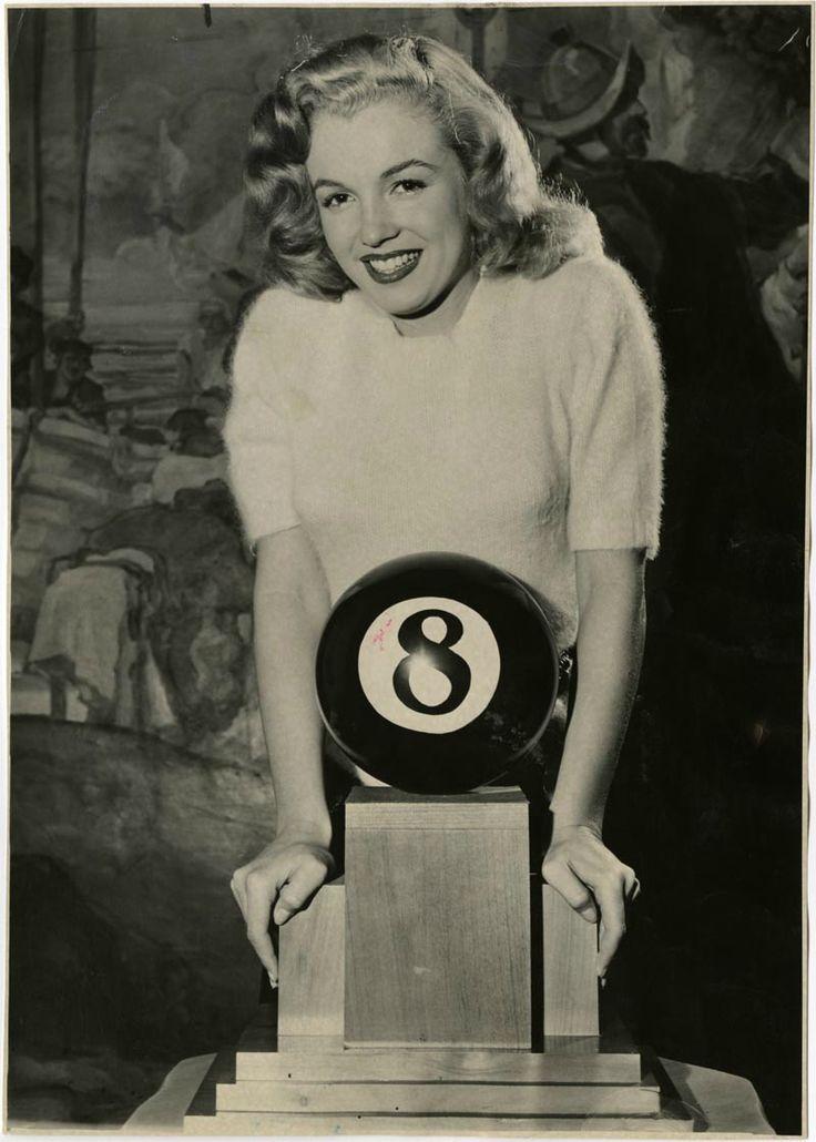 Miss LA press club 1947