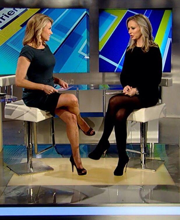 Heather Nauert & Sandra Smith