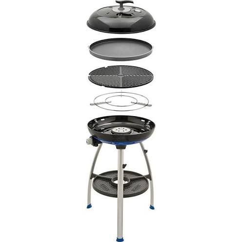Cadac Carri Chef 2 Gas BBQ/Chef Pan Combo  SKU:8910-040-P