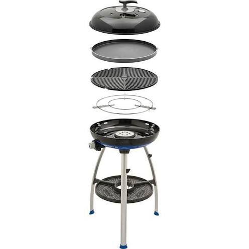 Cadac Carri Chef 2 Gas BBQ/Chef Pan Combo  SKU:8910-040-P