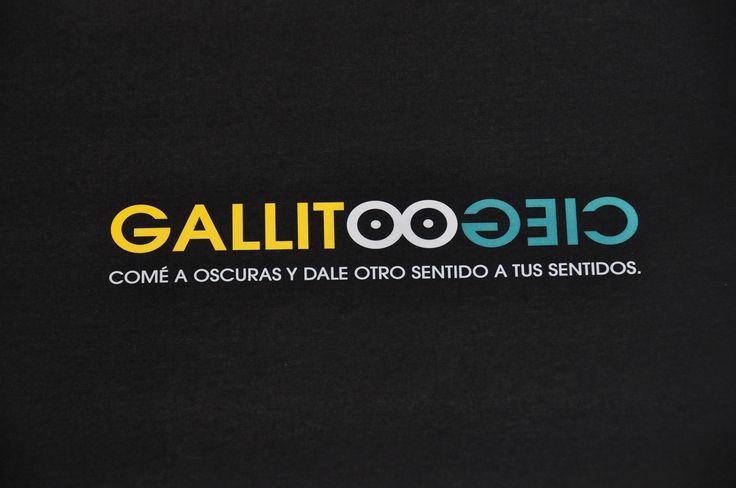 "Isologotipo / Marca ""Gallito Ciego"""