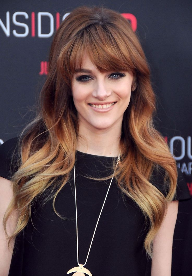 We can't wait to see Aubrey Peeples and the crazy costumes ...