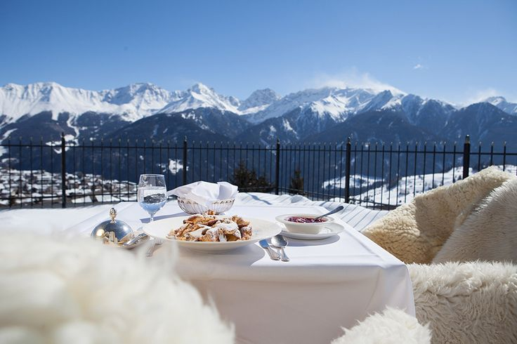 Tyrolean delight: Kaiserschmarrn at the Schlosshotel Fiss (with recipes)