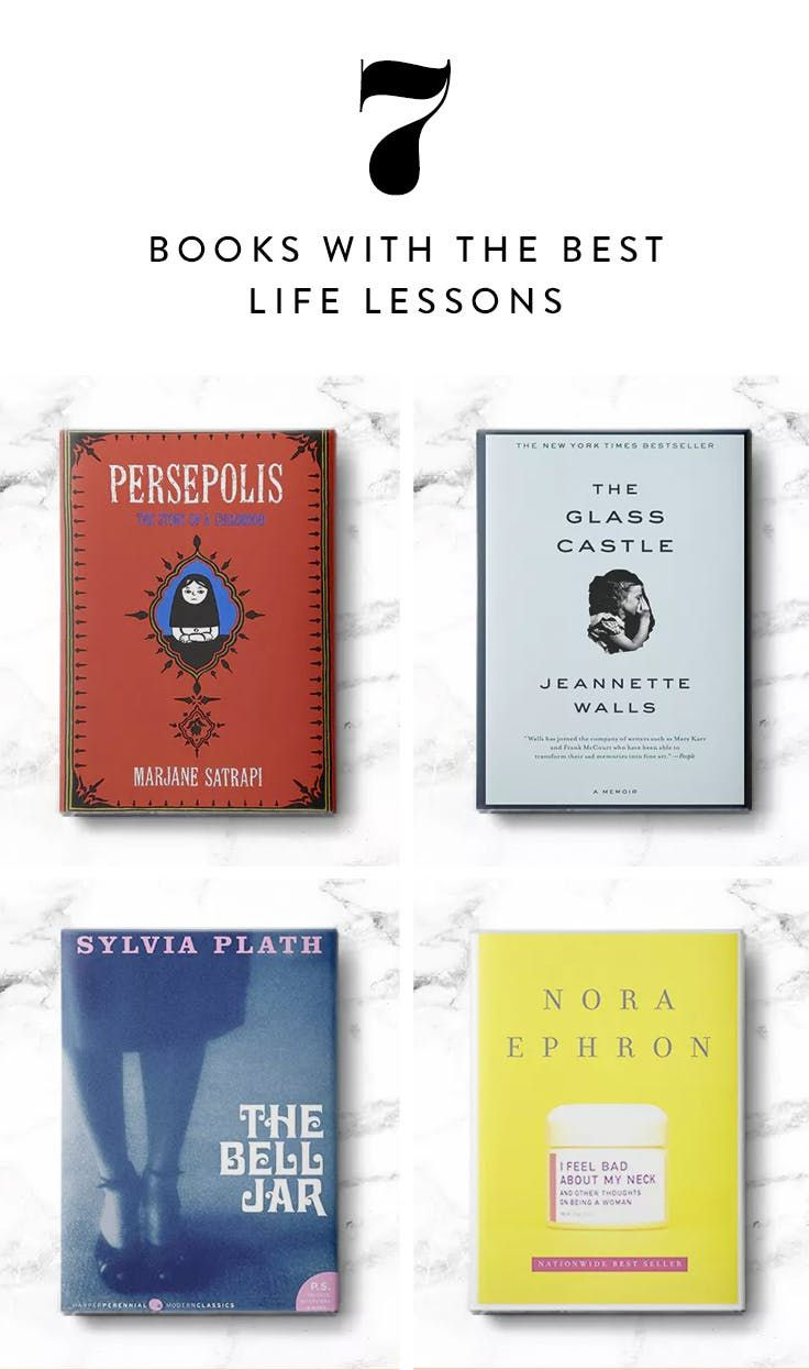 7 Books That Taught Us The Most Important Life Lessons