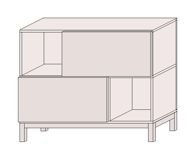Ob im Flur, im Schlafzimmer oder im Wohnzimmer: Eine Kommode findet überall ihren Platz und bietet Stauraum, ohne zu sehr aufzutragen. Eine Idee, wie der Heimwerker eine chice Kommode mit vielen Gestaltungsmöglichkeiten bauen kann, zeigt diese Anleitung. Inhaltsübersicht:1 Eine Kommode zum Nachbauen2 Eine Kommode selber bauen – diese Materialien werden benötigt3 Eine Kommode selber bauen – so wird's gemacht3.1 1. Schritt: das Untergestell bauen3.2 2. Schritt: die Dübellöcher bohren3.3 3…