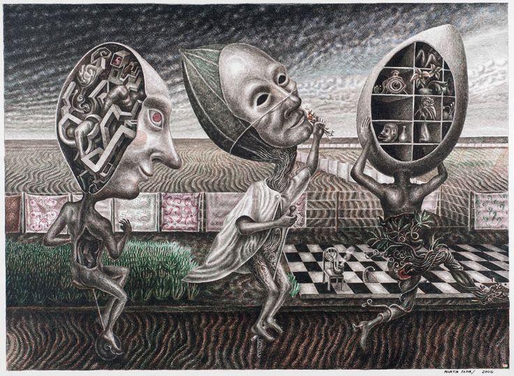 alucinogenos dibujos a lapiz - Buscar con Google