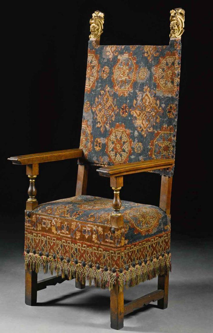 Consul Otto Bernheimer S Famous Chair An Italian