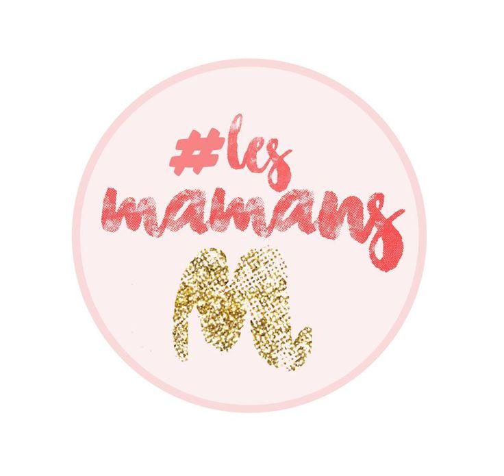 Logo maman M
