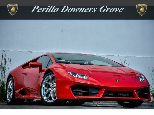 Cool Great 2016 Lamborghini Huracan LP 580-2 2016 Lamborghini Huracan for sale! 2017/2018