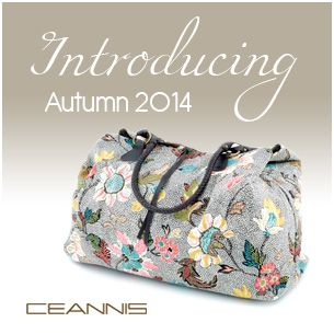 New Autumn collection from Ceannis.