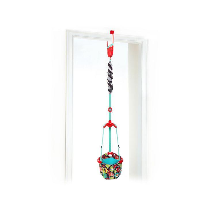 Bright Starts Roaming Safari Door Jumper, Multicolor