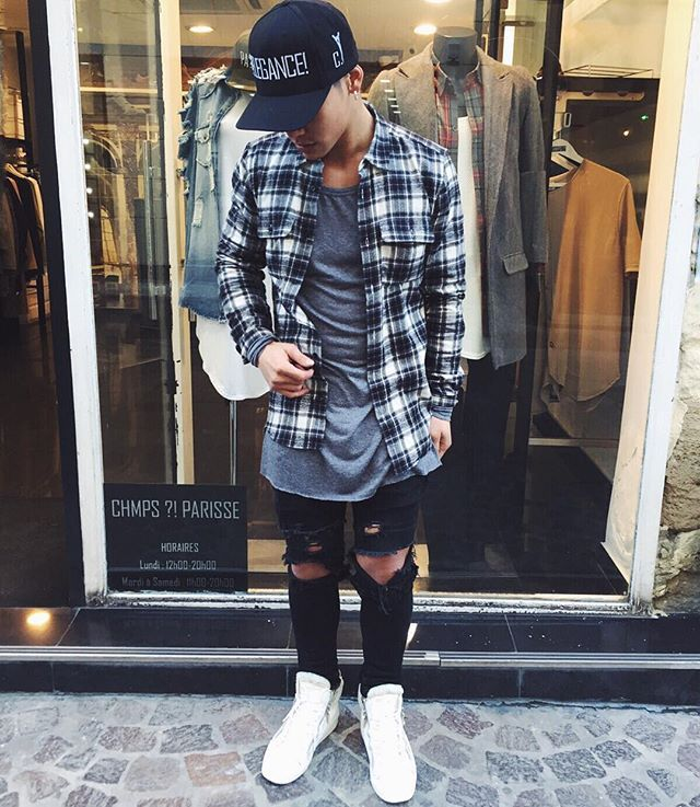 Flannel .. u26abufe0f @champaris75 #champaris #champaris75 | His closet | Pinterest | Flannels Style ...